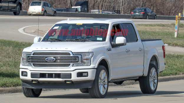 37 Great 2019 Ford F 150 Limited Rumors by 2019 Ford F 150 Limited