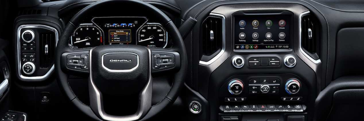 37 Great 2019 Gmc 1500 Interior New Concept by 2019 Gmc 1500 Interior