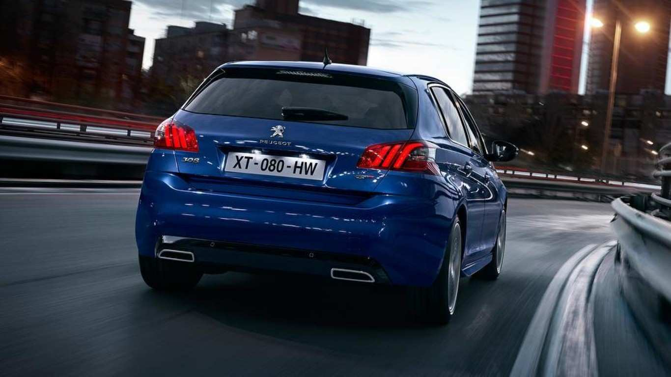 37 Great 2019 Peugeot 308 Redesign for 2019 Peugeot 308
