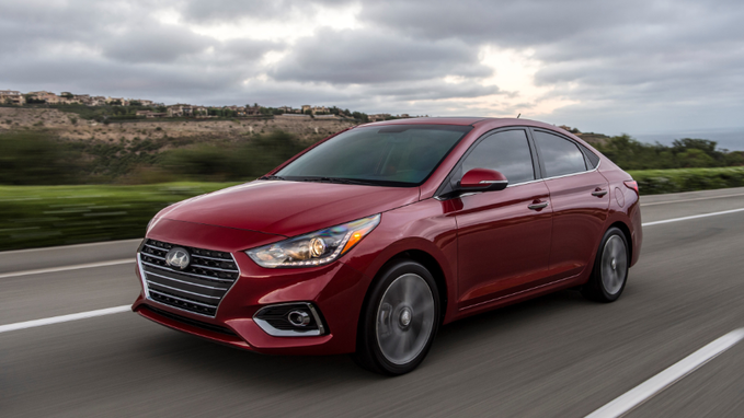 37 Great 2020 Hyundai Accent Release Date by 2020 Hyundai Accent