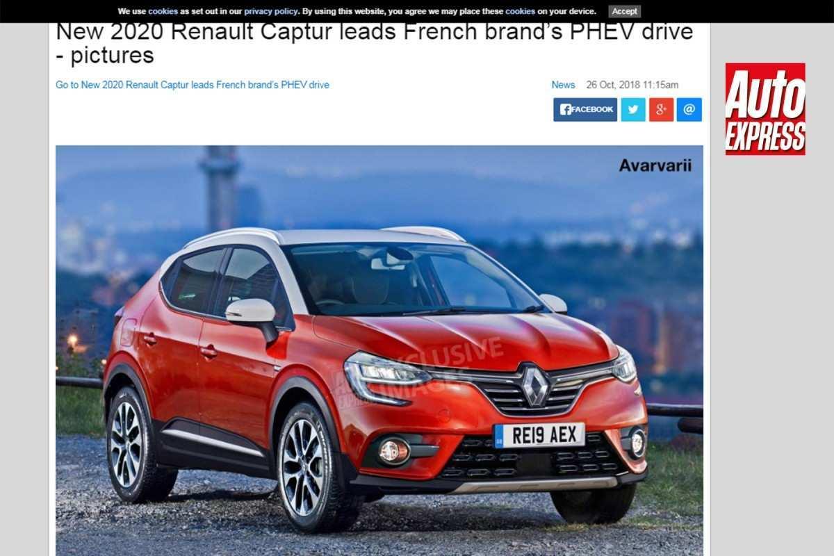 37 Great Nouvelles Renault 2020 New Concept for Nouvelles Renault 2020