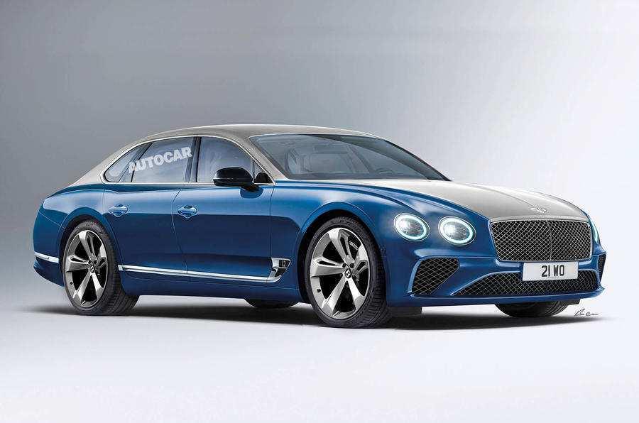 37 New 2019 Bentley 4 Door Redesign with 2019 Bentley 4 Door