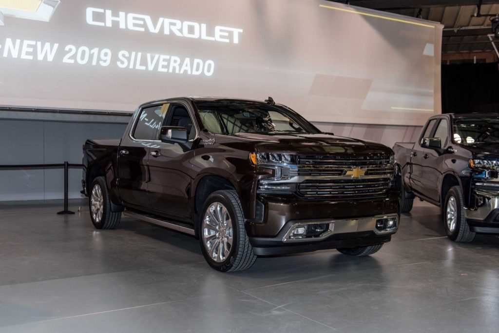37 New 2019 Chevrolet High Country Interior Exterior and Interior for 2019 Chevrolet High Country Interior