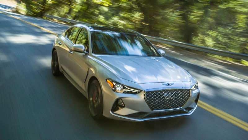 37 New 2019 Genesis G70 Specs Performance and New Engine by 2019 Genesis G70 Specs