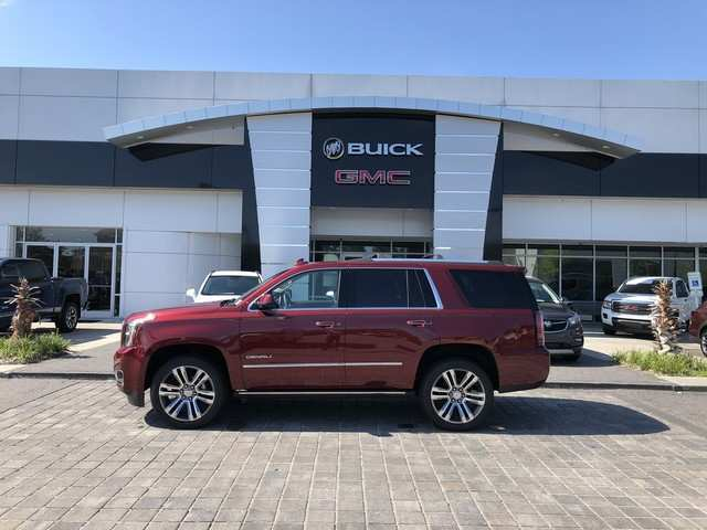 37 New 2019 Gmc Yukon History for 2019 Gmc Yukon