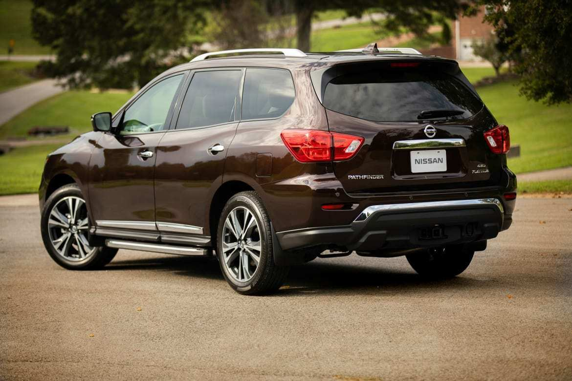 37 New 2019 Nissan Pathfinder Specs for 2019 Nissan Pathfinder