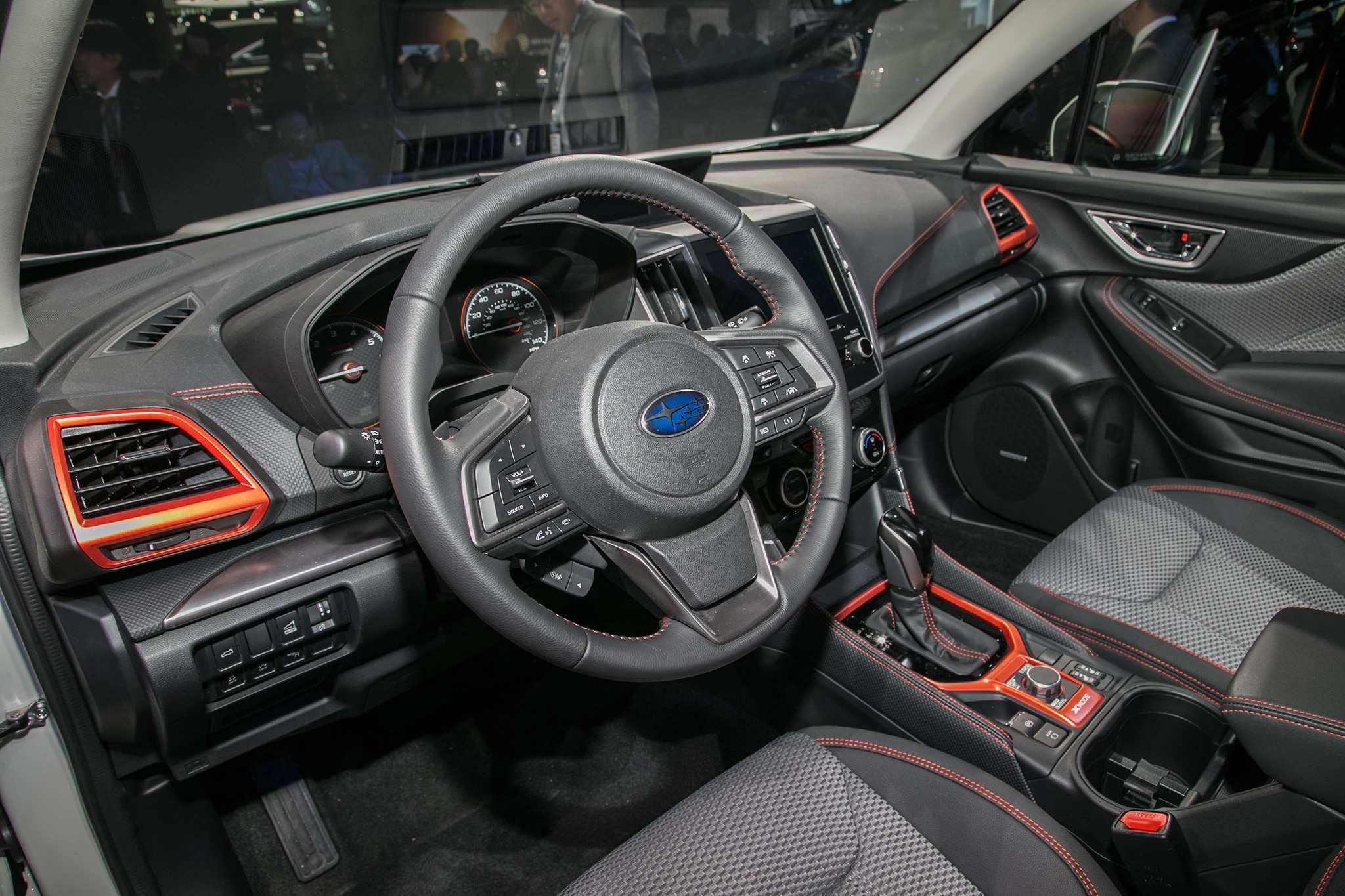 37 New 2019 Subaru Forester Manual Interior for 2019 Subaru Forester Manual