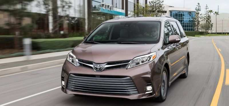 37 New 2020 Toyota Van Redesign and Concept by 2020 Toyota Van