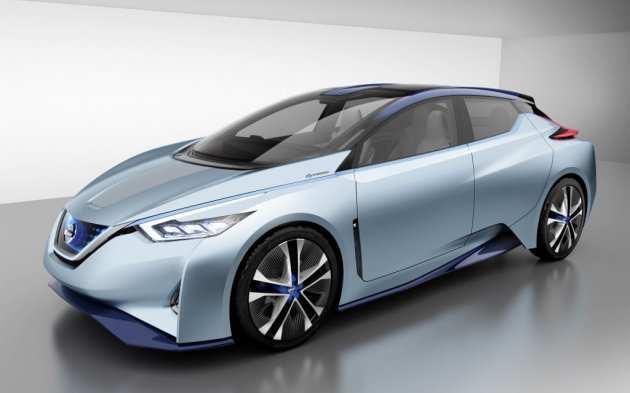 37 New Nissan Autonomous 2020 Spy Shoot by Nissan Autonomous 2020