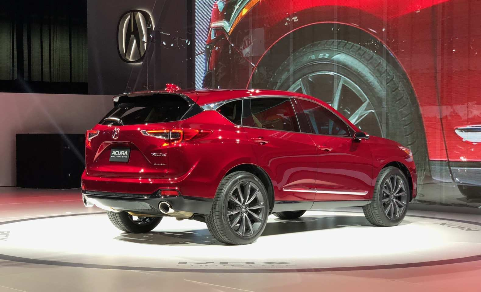 37 The 2019 Acura Rdx Prototype Research New by 2019 Acura Rdx Prototype