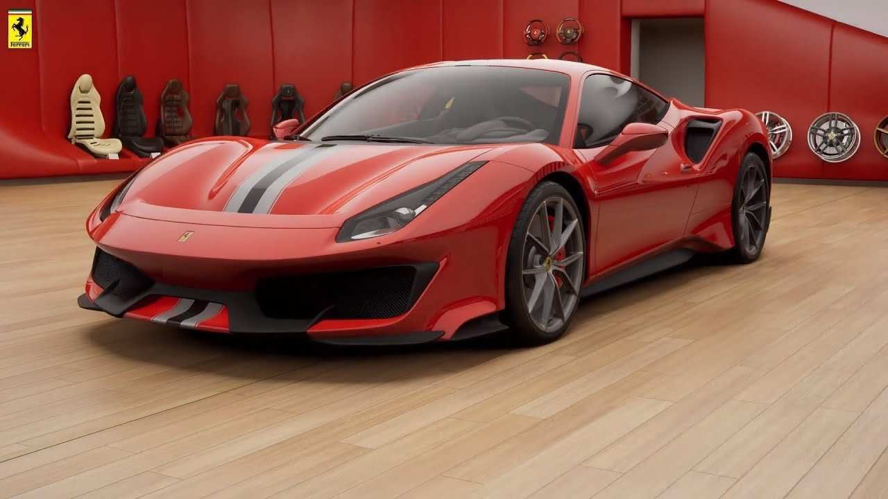 37 The 2019 Ferrari 488 Pista Specs for 2019 Ferrari 488 Pista