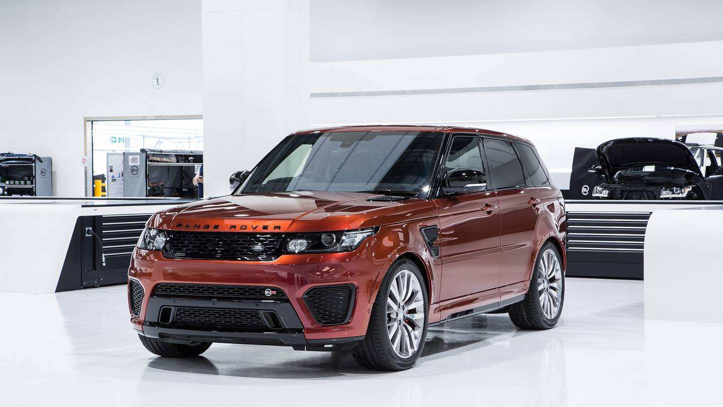 37 The 2020 Land Rover Range Rover Spesification by 2020 Land Rover Range Rover