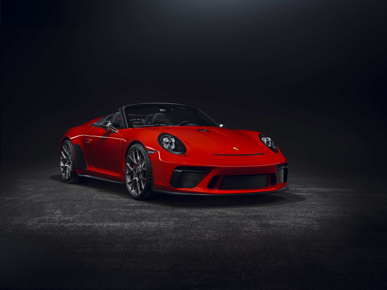 37 The 2020 Porsche Speedster Release with 2020 Porsche Speedster