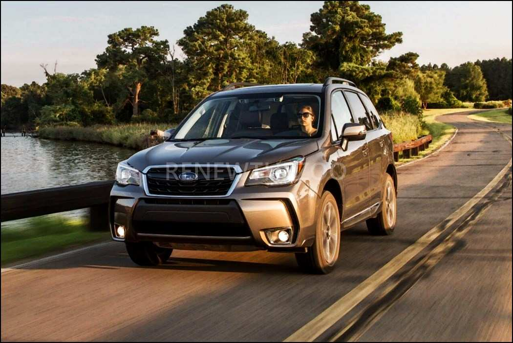 37 The 2020 Subaru Forester Turbo Pictures with 2020 Subaru Forester Turbo