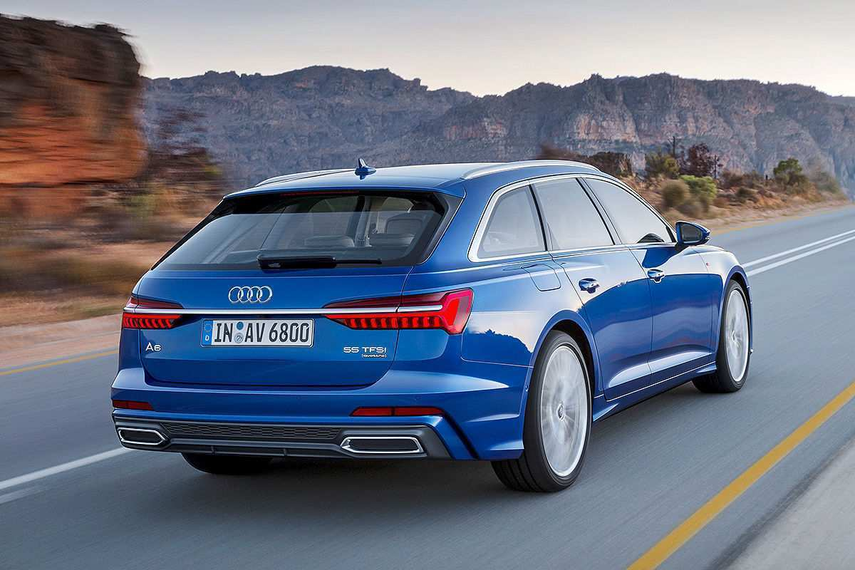 37 The Audi Zukunft 2020 Engine for Audi Zukunft 2020