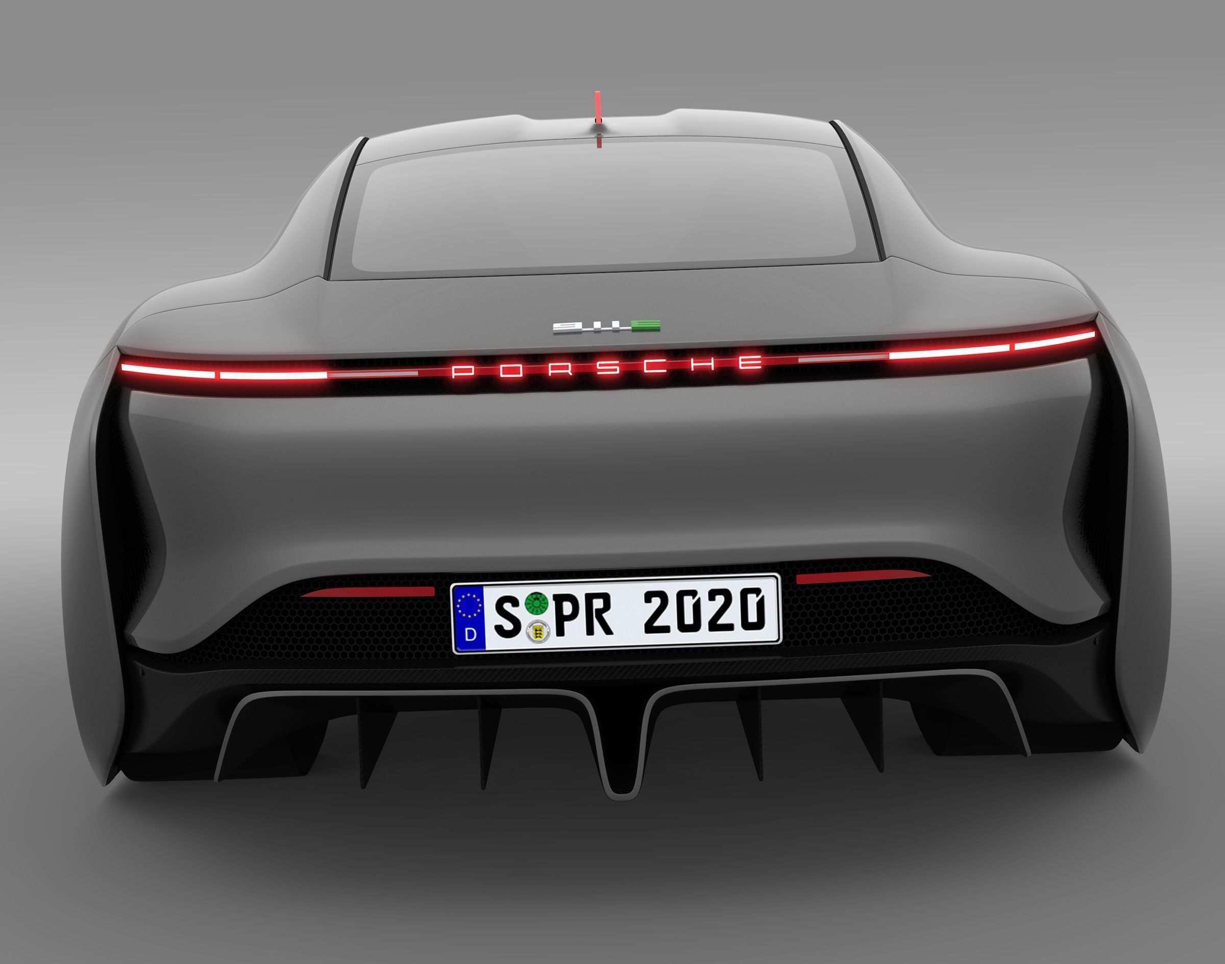 37 The Porsche Concept 2020 Rumors by Porsche Concept 2020