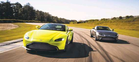 38 All New 2019 Aston Martin Vantage Predictably Stunning New Review for 2019 Aston Martin Vantage Predictably Stunning