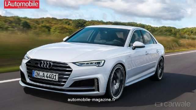 38 All New 2019 Audi A4 Redesign with 2019 Audi A4