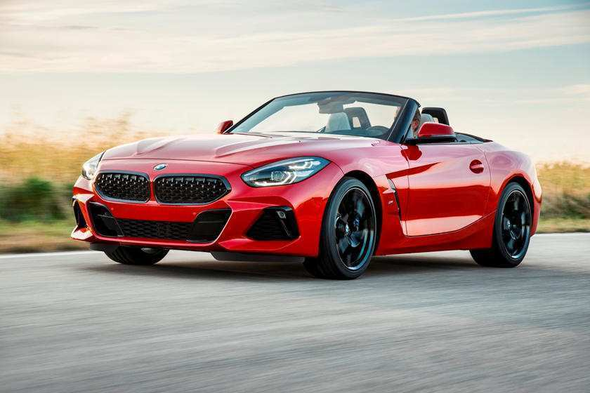 38 All New 2019 Bmw Z4 Configurations with 2019 Bmw Z4