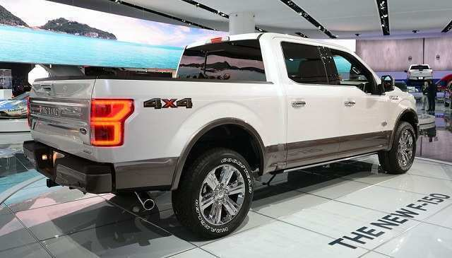 38 All New 2019 Ford F 150 Hybrid Redesign for 2019 Ford F 150 Hybrid