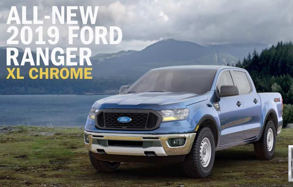 38 All New 2019 Ford Ranger Xlt Configurations with 2019 Ford Ranger Xlt