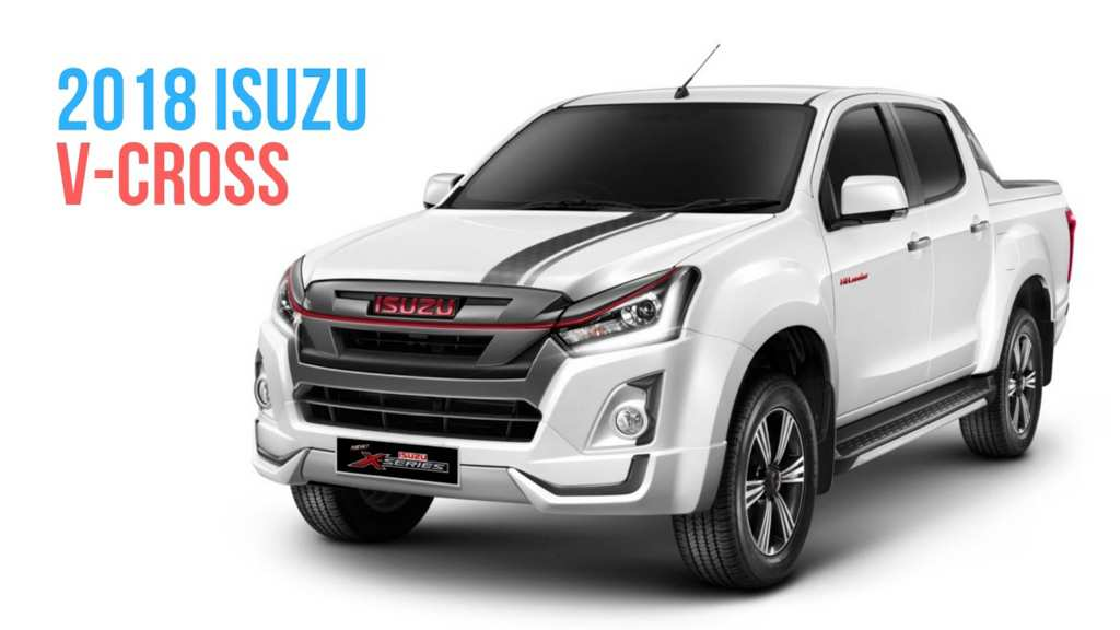 38 All New 2019 Isuzu Pickup Truck Wallpaper for 2019 Isuzu Pickup Truck