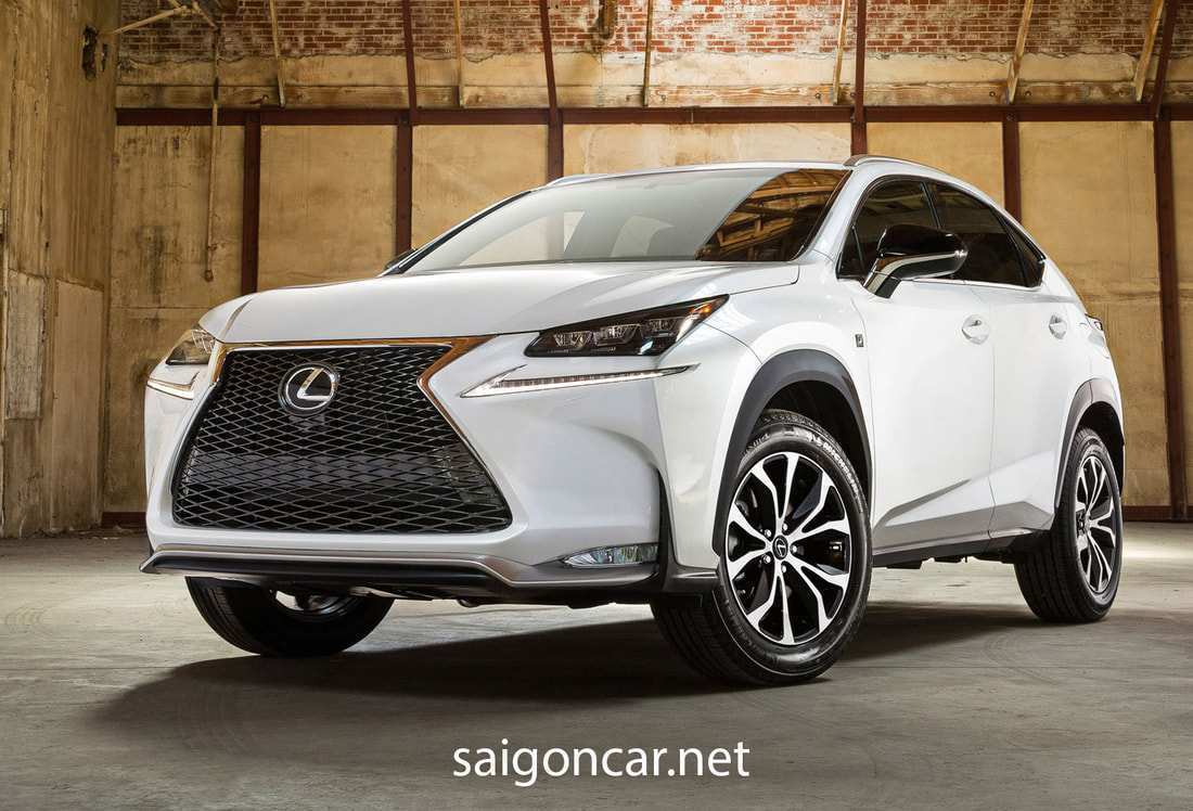 38 All New 2019 Lexus Nx200 Specs and Review for 2019 Lexus Nx200