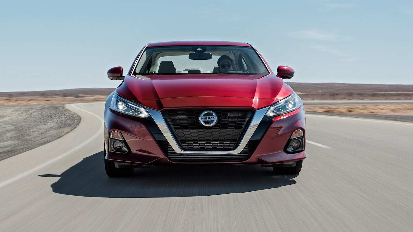 38 All New 2019 Nissan Altima Platinum Vc Turbo Exterior and Interior by 2019 Nissan Altima Platinum Vc Turbo