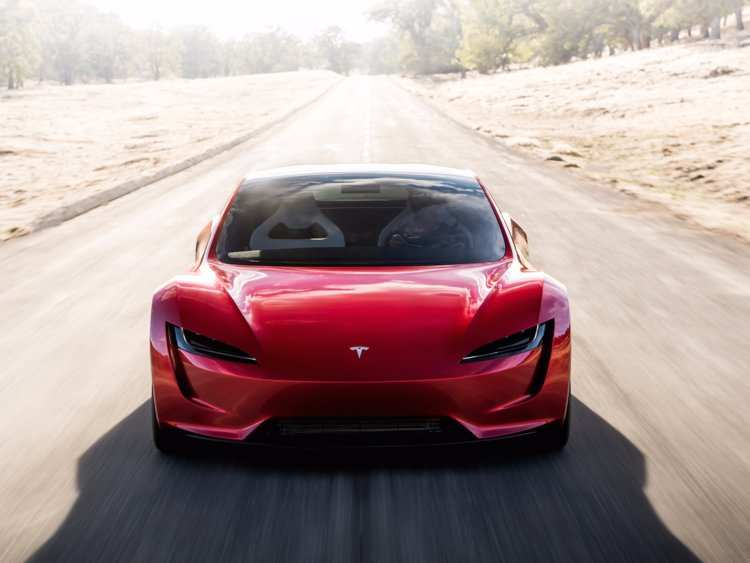 38 All New 2019 Tesla Roadster P100D Release Date with 2019 Tesla Roadster P100D