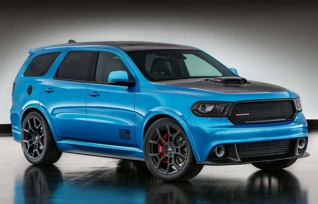 38 All New 2020 Dodge Durango Redesign Performance for 2020 Dodge Durango Redesign