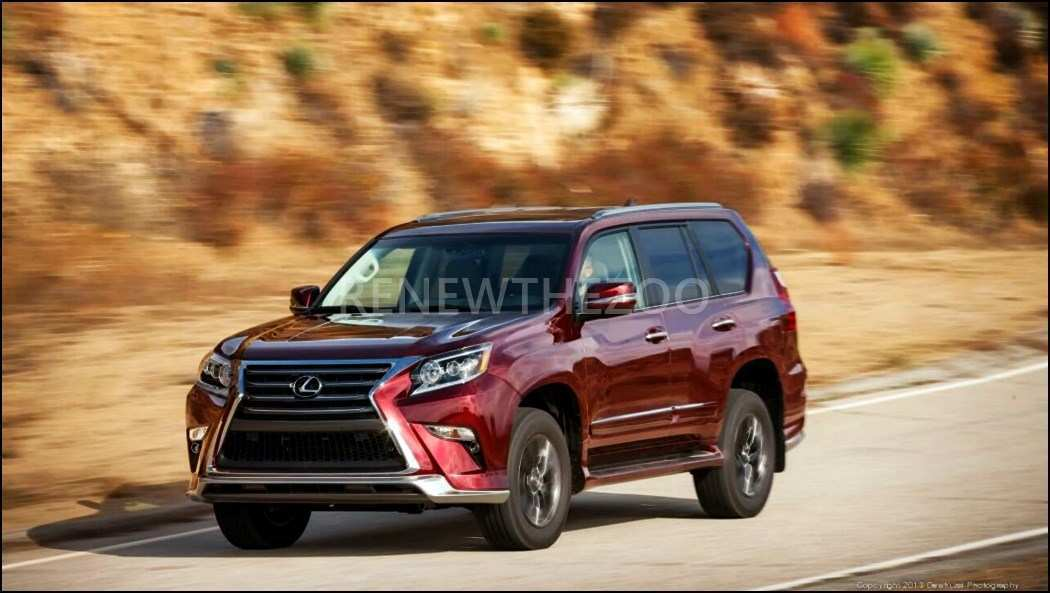 38 All New 2020 Lexus Gx 460 Redesign Exterior and Interior with 2020 Lexus Gx 460 Redesign