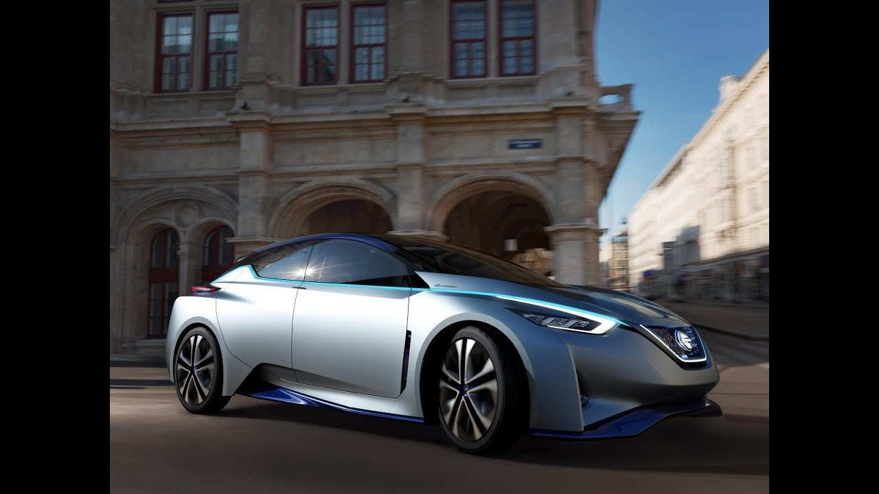 38 All New 2020 Nissan Electric Spy Shoot by 2020 Nissan Electric