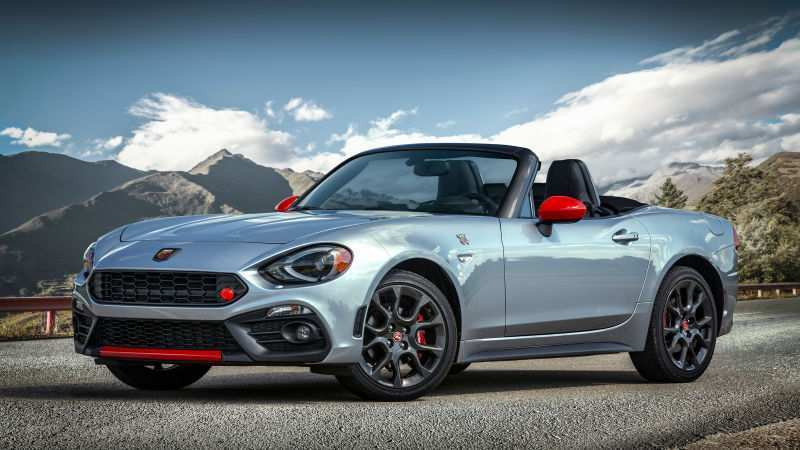 38 Best Review 2019 Fiat Spider Abarth Research New with 2019 Fiat Spider Abarth
