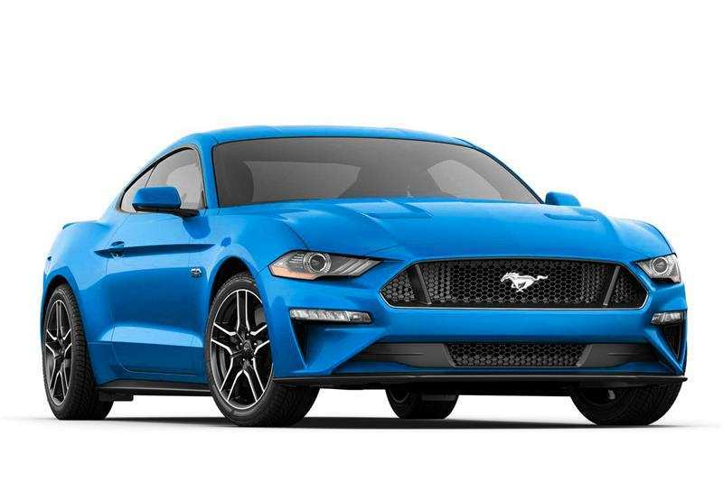 38 Best Review 2019 Ford Mustang Colors Specs by 2019 Ford Mustang Colors