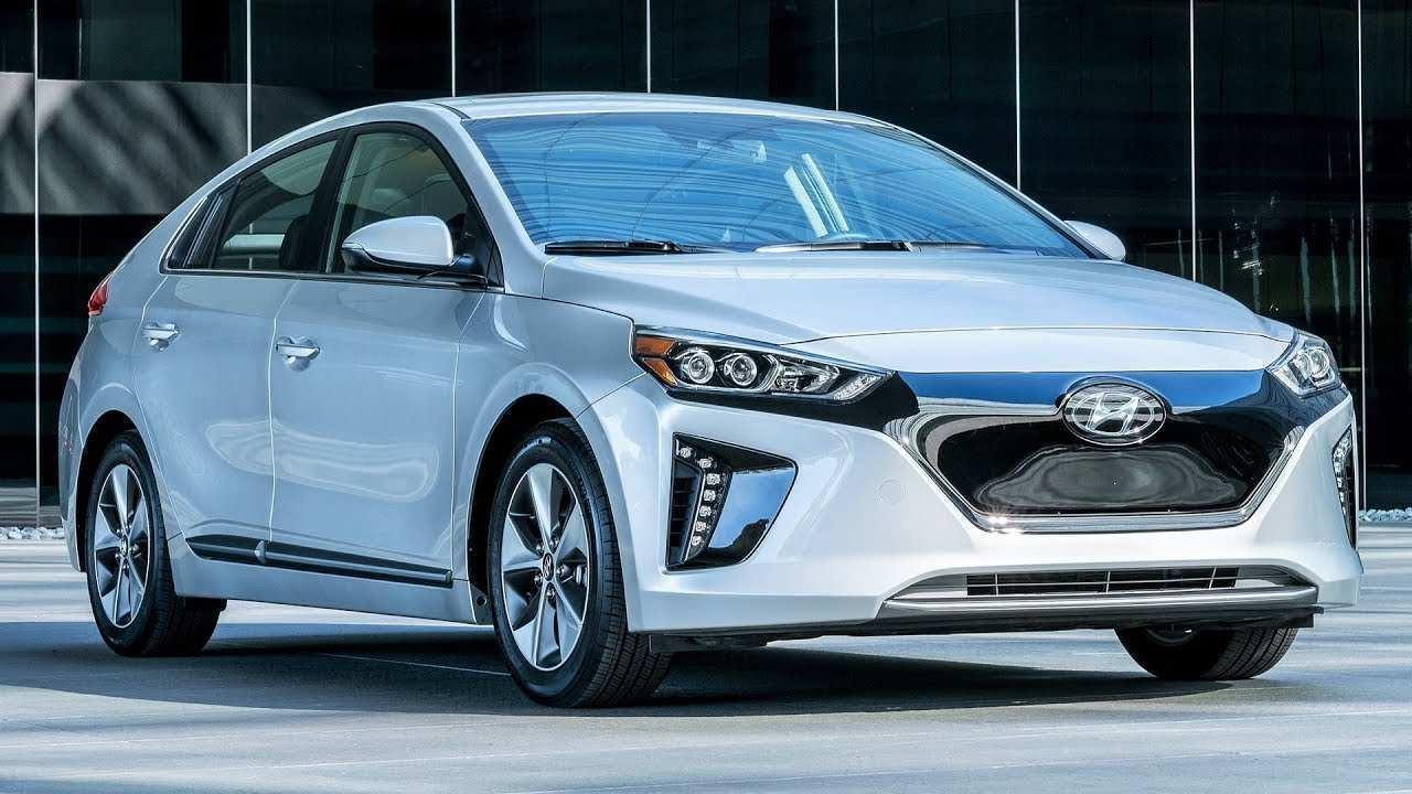 38 Best Review 2019 Hyundai Ioniq Electric First Drive for 2019 Hyundai Ioniq Electric