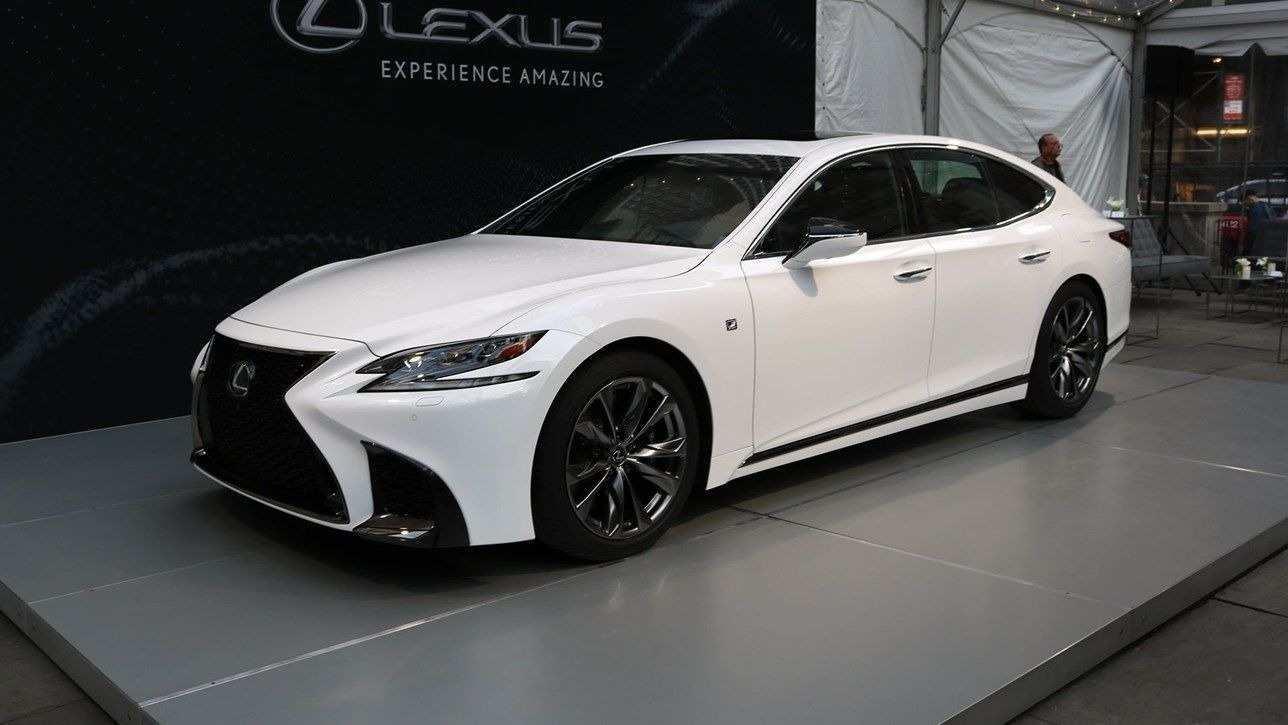 38 Best Review 2019 Lexus Ls Price Configurations for 2019 Lexus Ls Price