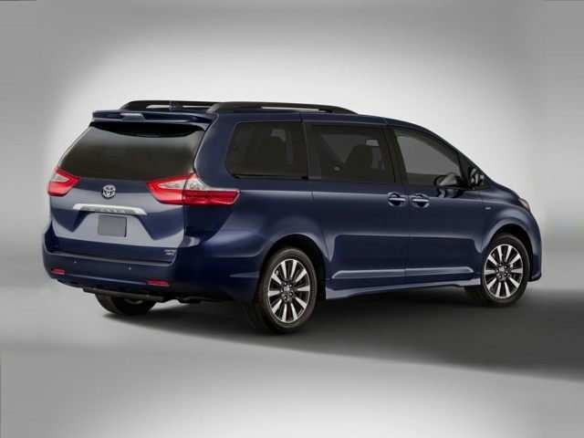38 Best Review 2019 Toyota Sienna Exterior and Interior with 2019 Toyota Sienna