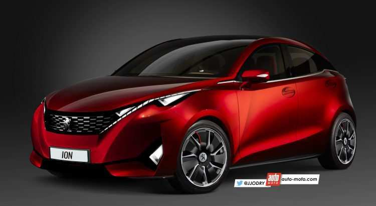 38 Best Review Peugeot Ion 2019 Exterior by Peugeot Ion 2019