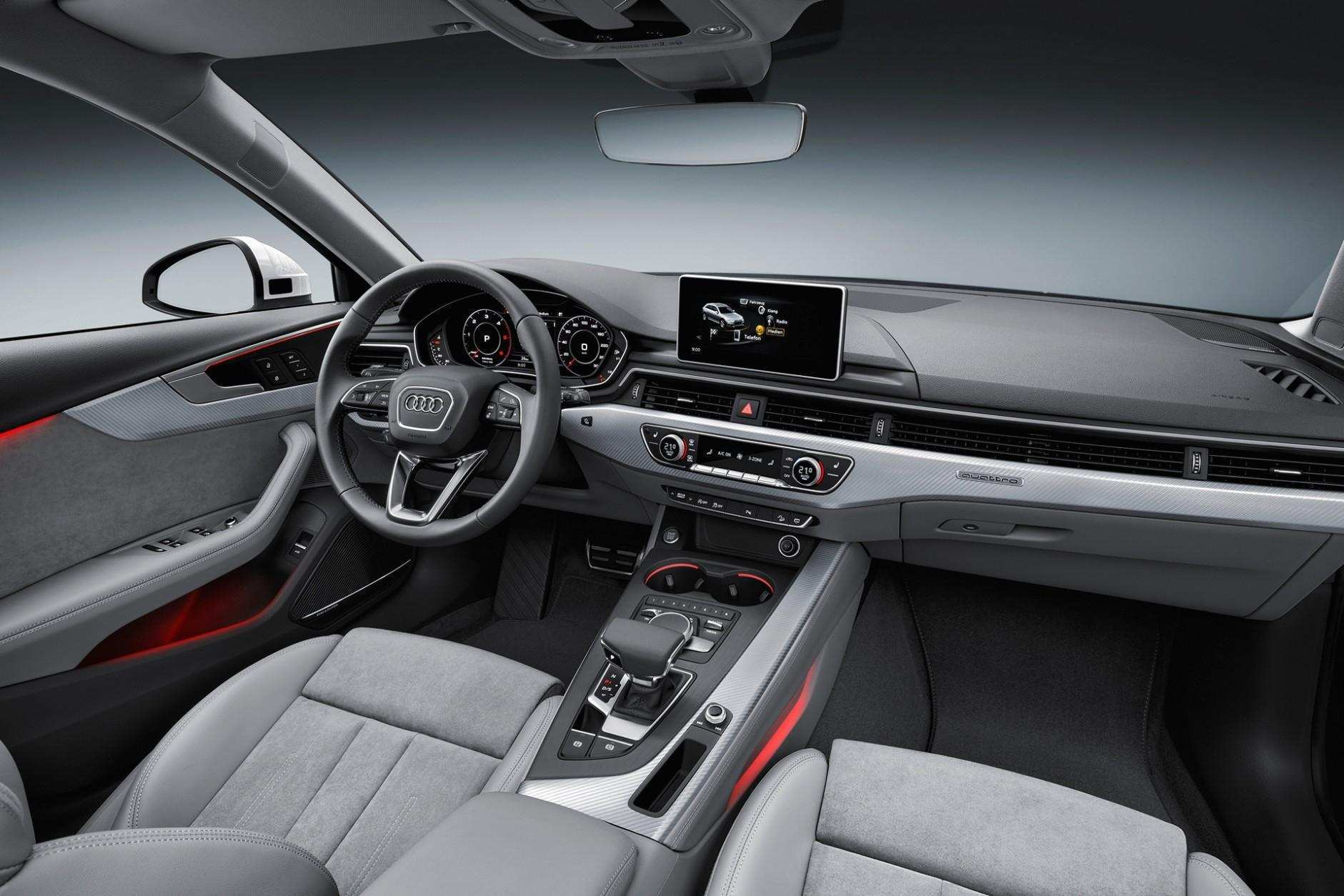 38 Concept of 2019 Audi A4 Interior Interior by 2019 Audi A4 Interior