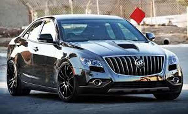 38 Concept of 2019 Buick Grand National Exterior and Interior by 2019 Buick Grand National