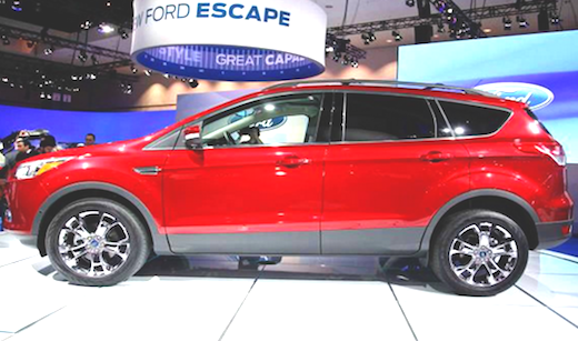 38 Concept of 2019 Ford Escape Hybrid Ratings for 2019 Ford Escape Hybrid