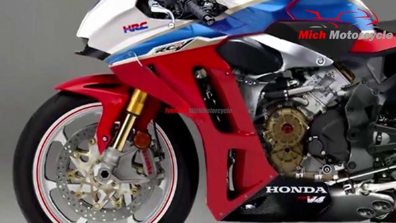 38 Concept of 2019 Honda V4 Superbike Configurations by 2019 Honda V4 Superbike