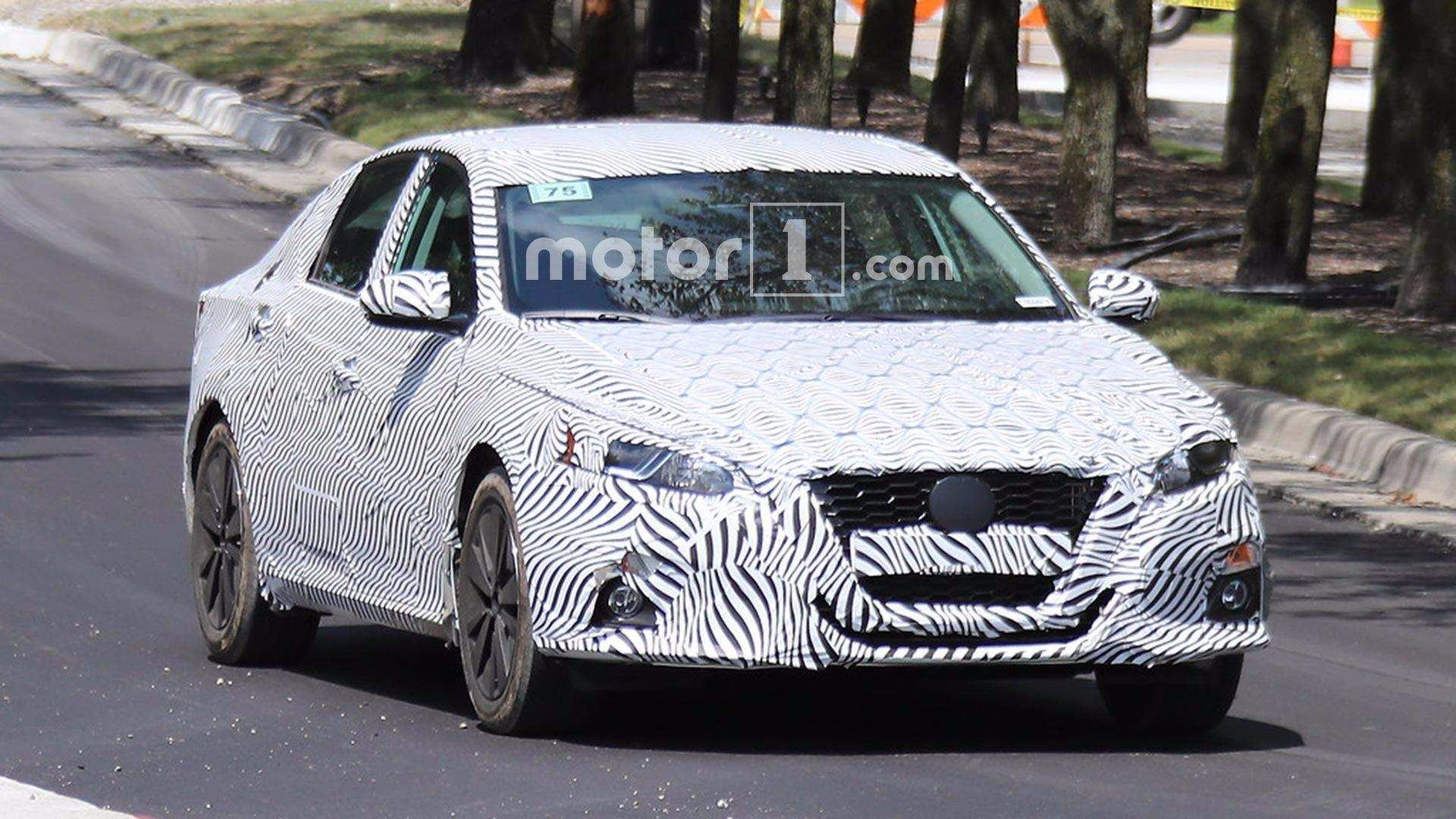 38 Concept of 2019 Nissan Altima Spy Shots Performance and New Engine by 2019 Nissan Altima Spy Shots