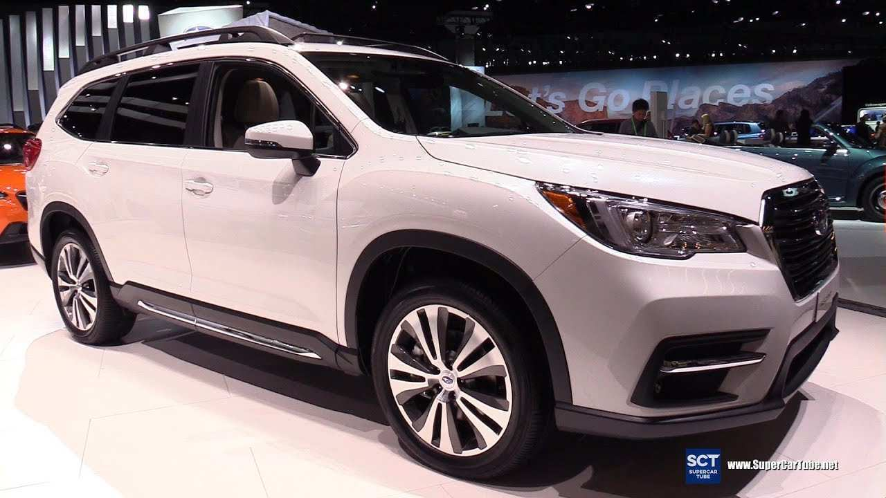 38 Concept of 2019 Subaru Ascent Debut Research New by 2019 Subaru Ascent Debut