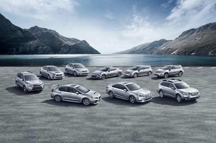 38 Concept of 2019 Subaru Global Platform Photos with 2019 Subaru Global Platform