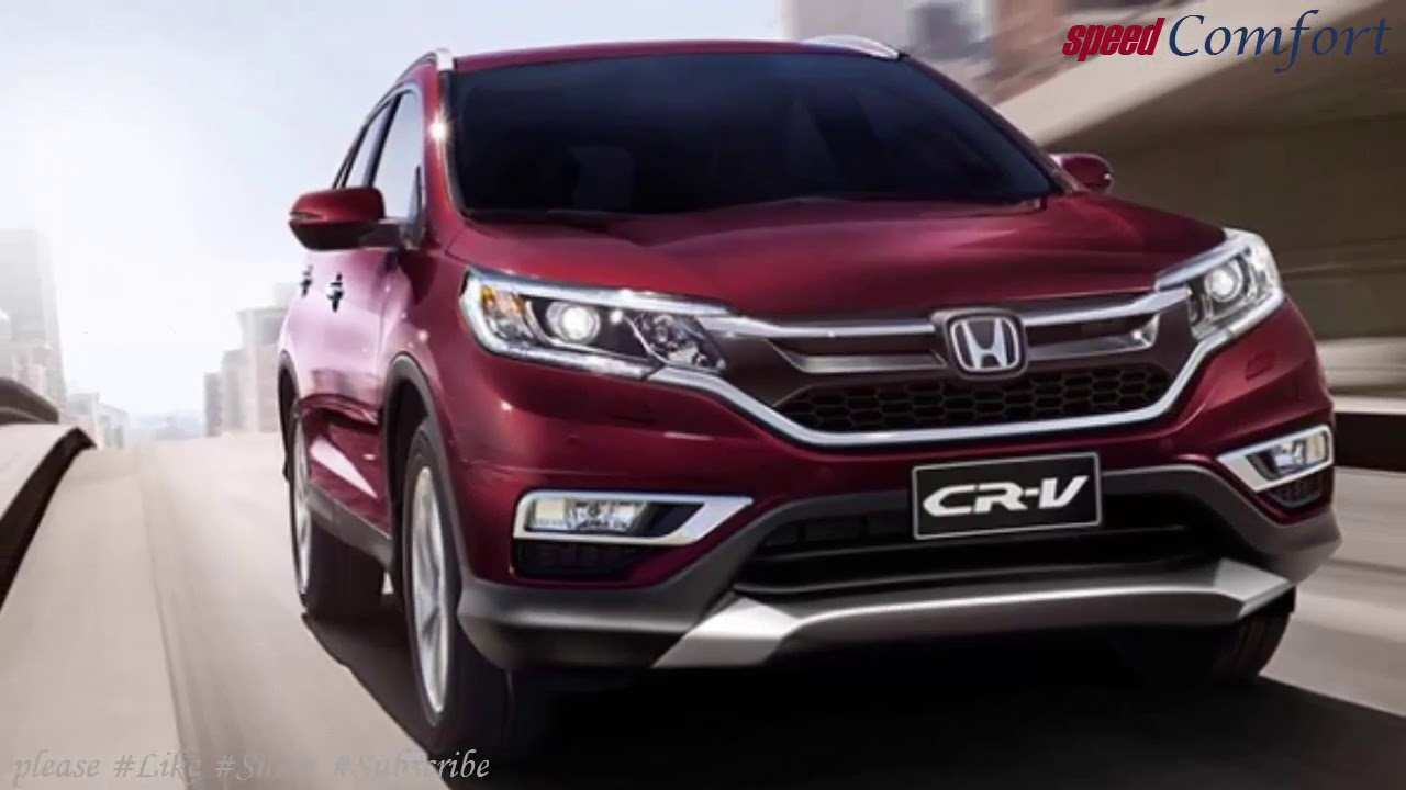 38 Concept of Honda Crv 2020 Performance and New Engine with Honda Crv 2020