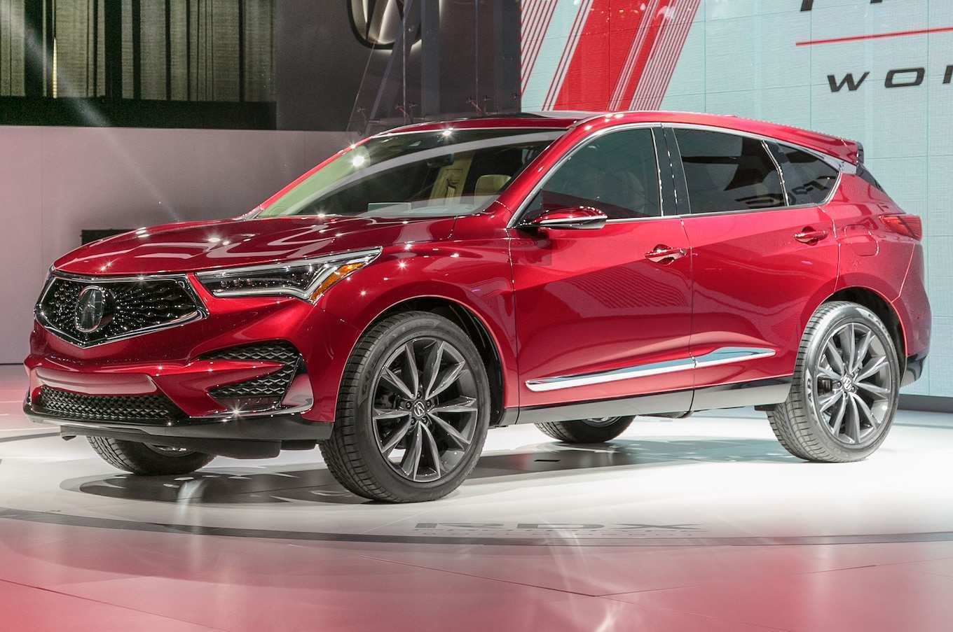 38 Gallery of 2019 Acura Rdx Engine Redesign and Concept with 2019 Acura Rdx Engine