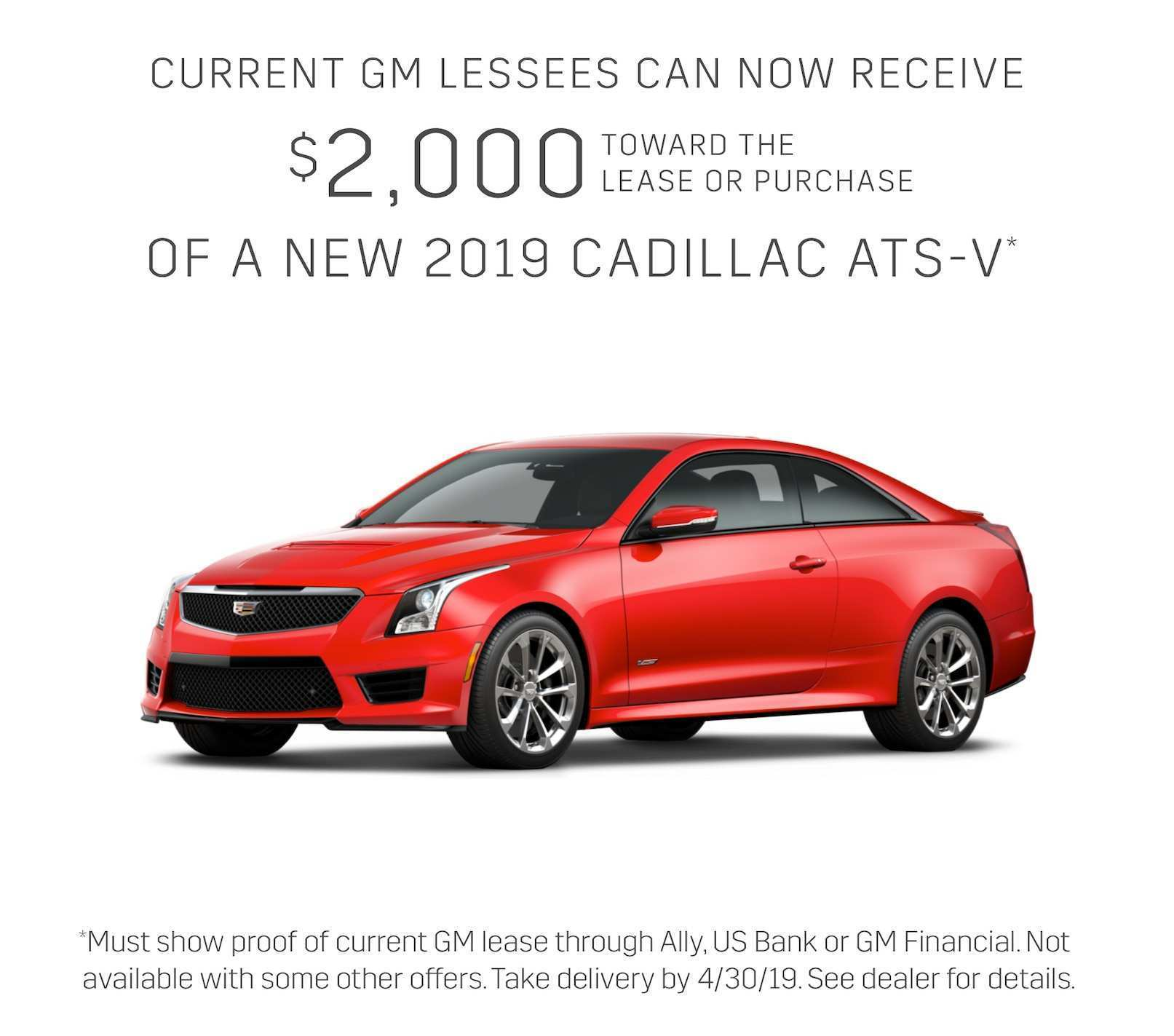 38 Gallery of 2019 Cadillac Lease Wallpaper by 2019 Cadillac Lease