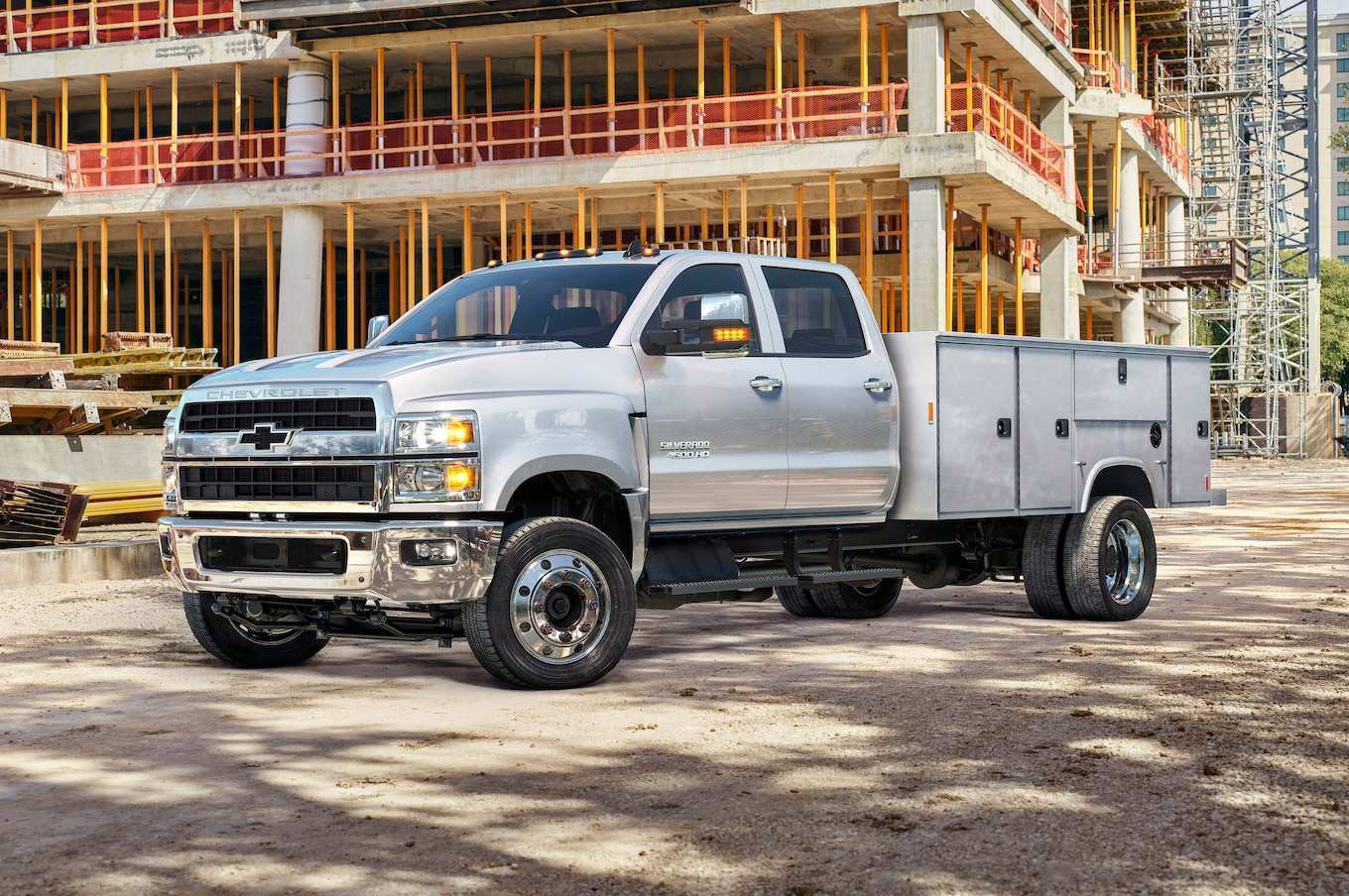 38 Gallery of 2019 Chevrolet Heavy Duty Spy Shoot for 2019 Chevrolet Heavy Duty