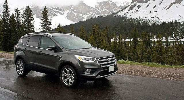 38 Gallery of 2019 Ford Escape Hybrid Review with 2019 Ford Escape Hybrid